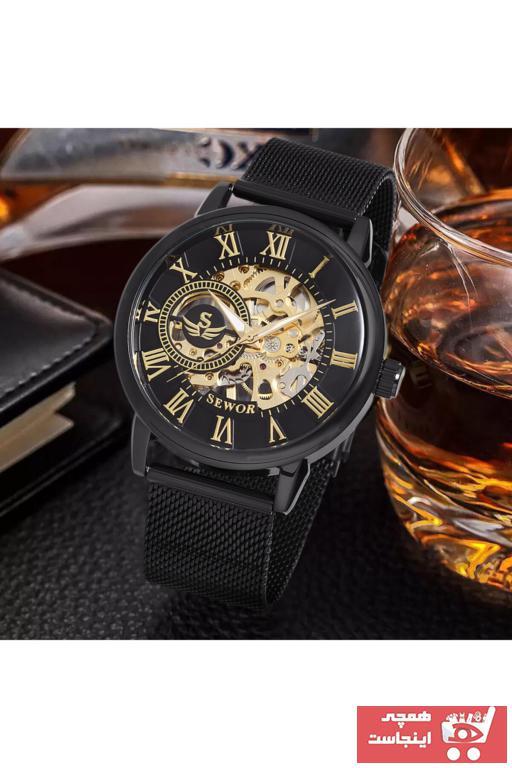 فروش پستی ساعت مردانه  برند Forsining رنگ نقره کد ty5905437
