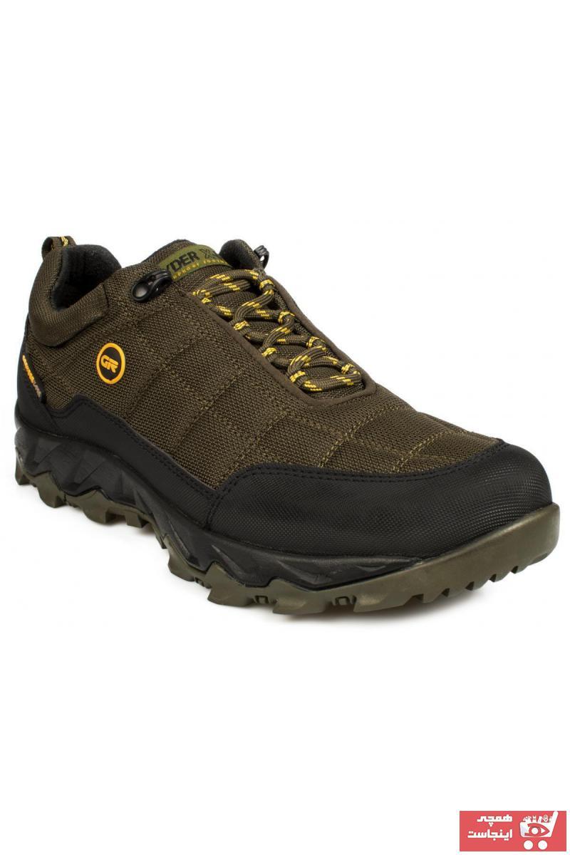 سفارش اینترنتی کفش کوهنوردی فانتزی برند گریدر رنگ خاکی کد ty59086503