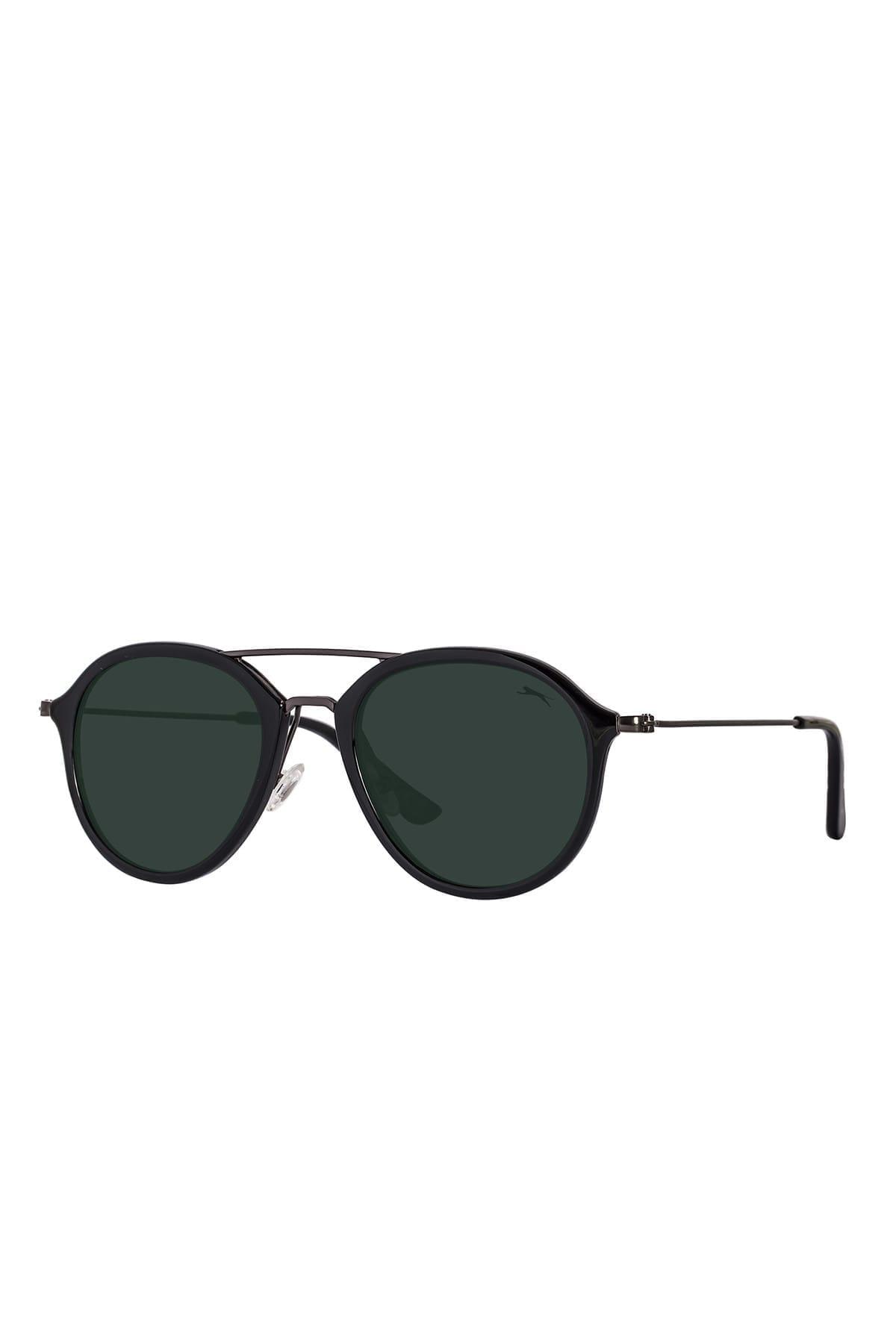 عینک دودی مردانه مارک دار برند اسلازنگر کد ty5922851