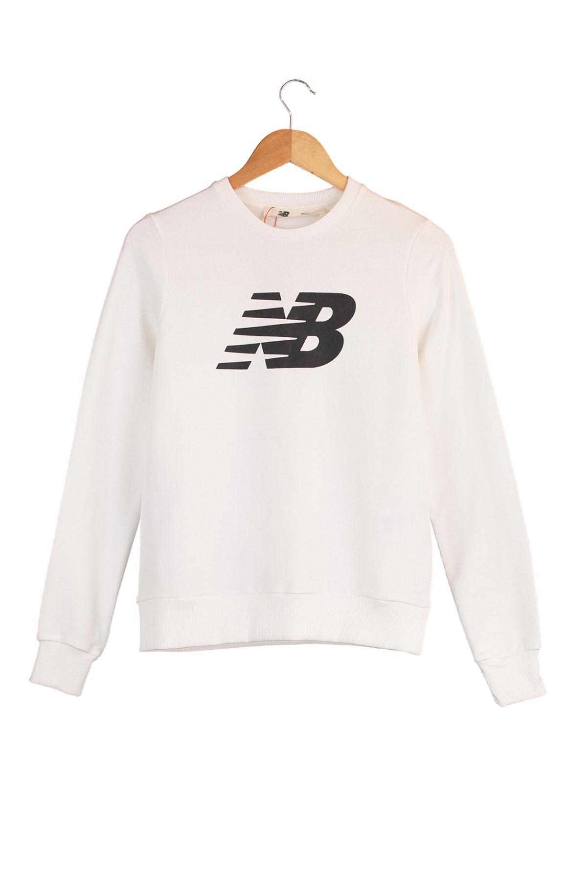 فروش پستی گرمکن ورزشی زنانه شیک جدید برند New Balance رنگ بژ کد ty59290002