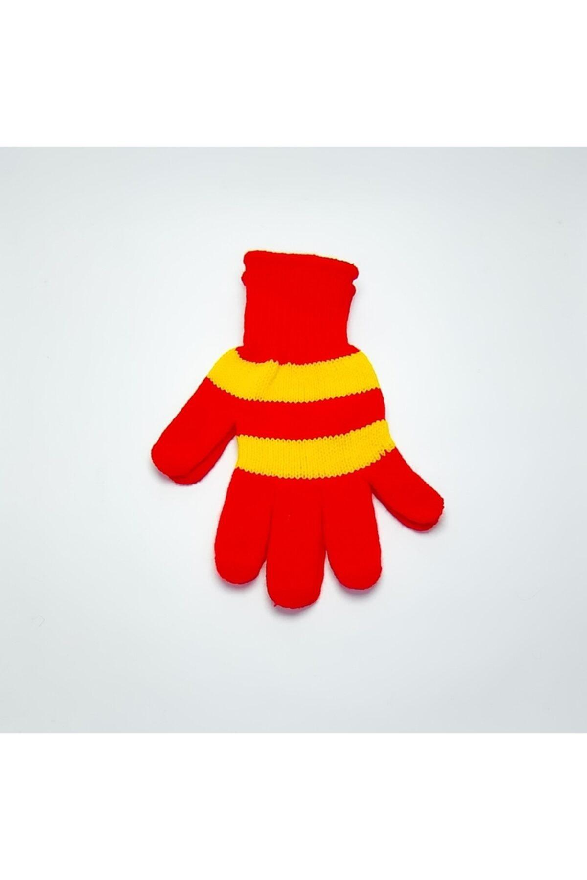فروش دستکش جدید برند ESİN رنگ زرد ty59396852