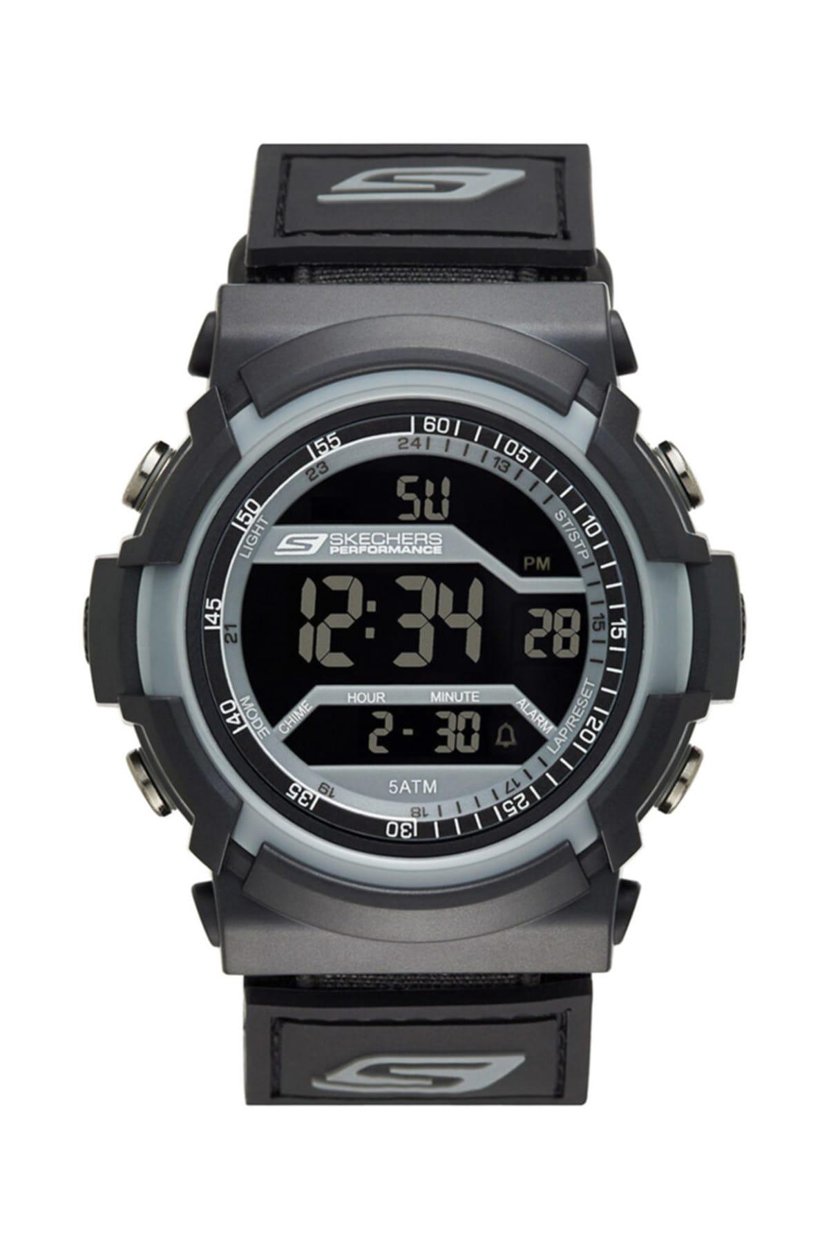 خرید ساعت مچی مردانه برند SKECHERS رنگ مشکی کد ty5951676