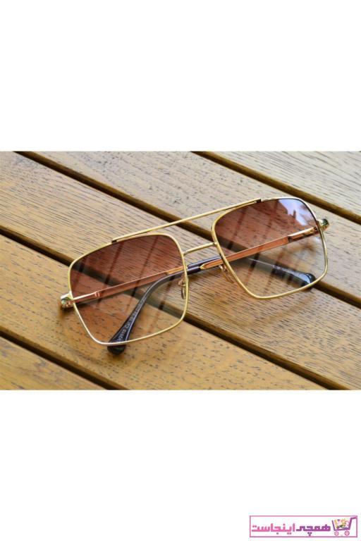 فروش عینک دودی مردانه ترک مجلسی برند Max Polo رنگ قهوه ای کد ty60198428