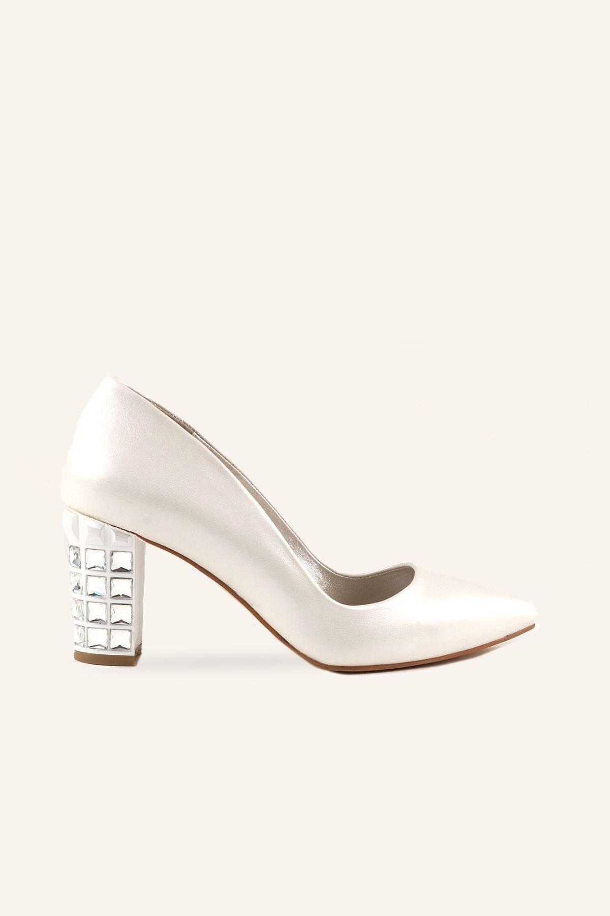 فروش اینترنتی کفش پاشنه بلند مجلسی زنانه با قیمت برند MARCATELLI رنگ نقره ای کد ty60261774