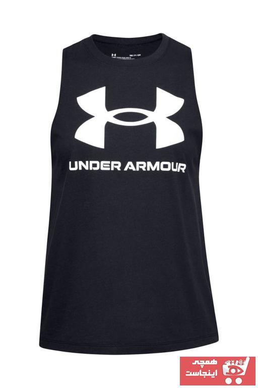 خرید نقدی رکابی ورزشی مردانه  برند Under Armour رنگ مشکی کد ty62247389