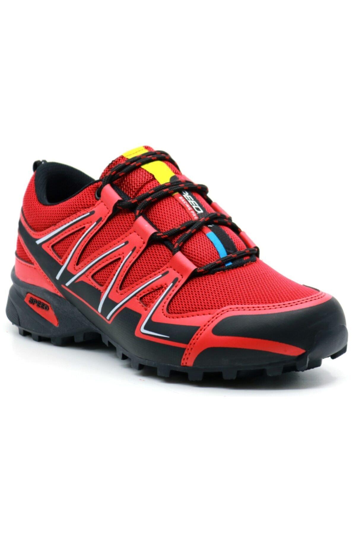 کفش کوهنوردی مردانه مجلسی مارک Ayakkabix رنگ قرمز ty63809788