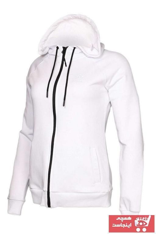 خرید اینترنتی گرمکن ورزشی زنانه برند هومل کد ty6414867