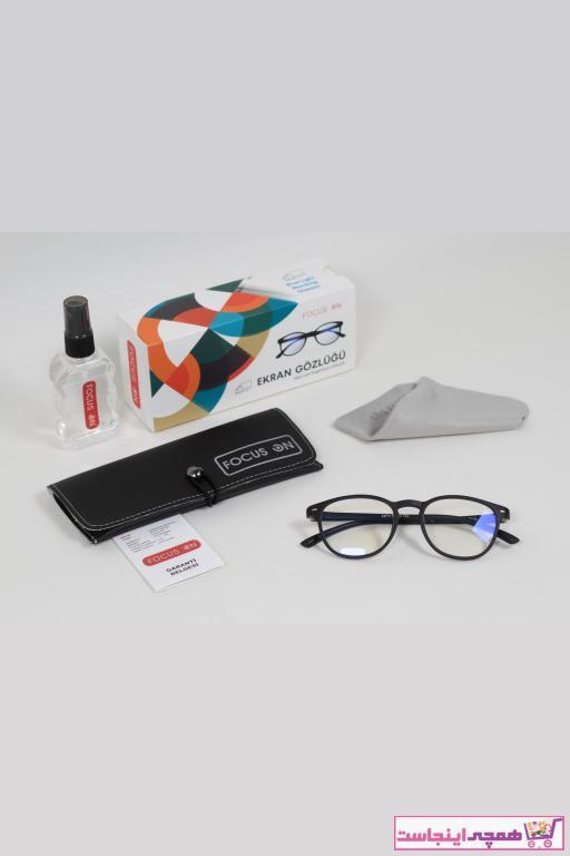 عینک آفتابی بچه گانه پسرانه ساده برند Focus On Eyewear رنگ مشکی کد ty65005314