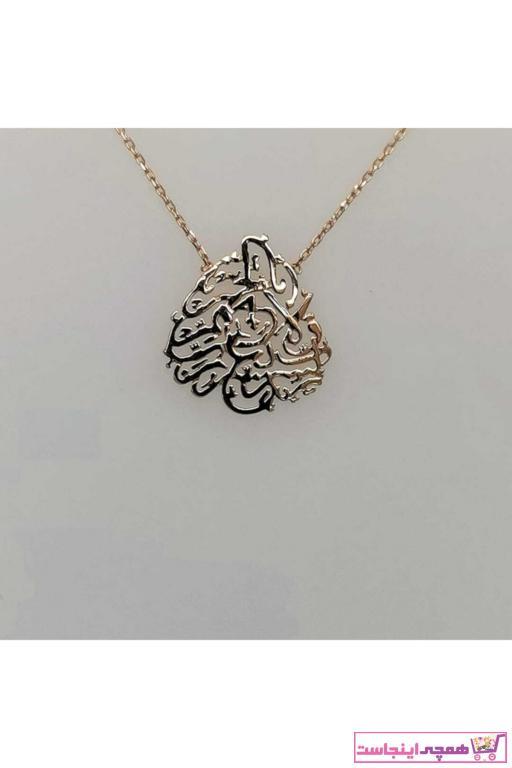 فروش انلاین گردنبند طلا زنانه مجلسی برند BAKİ KUYUMCULUK رنگ صورتی ty65114321