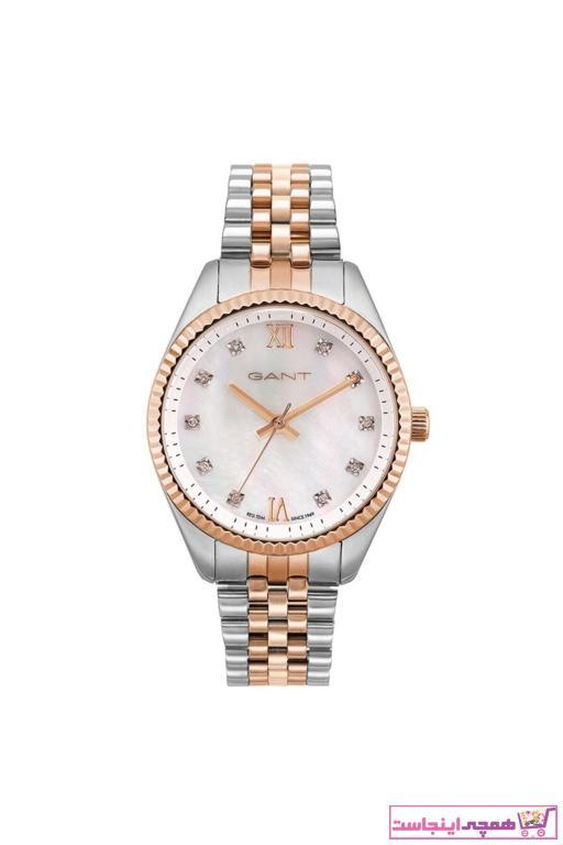 سفارش پستی ساعت مچی زنانه  برند Gant رنگ متالیک کد ty6518021