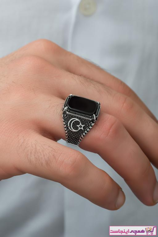 انگشتر مردانه برند Gümüş Tezgahi کد ty65520982