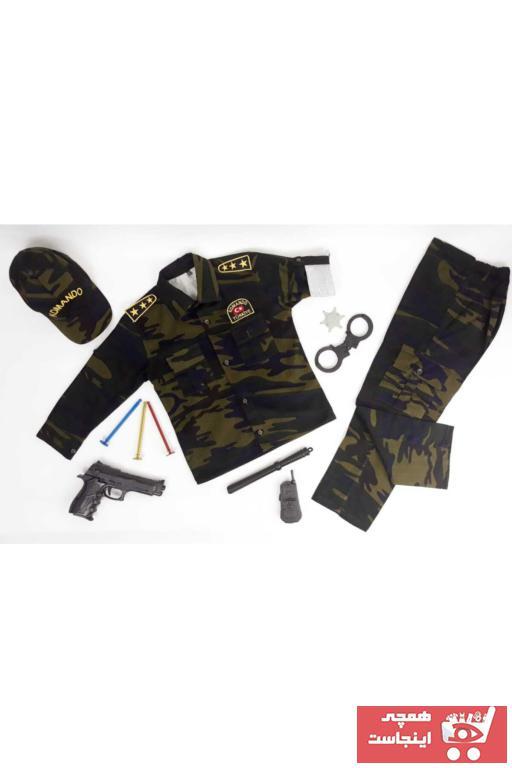 قیمت لباس خاص پسرانه برند Liyavera رنگ قهوه ای کد ty66185940