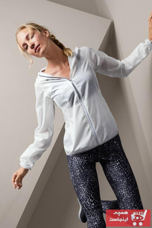 خرید کاپشن ورزشی زنانه ترک جدید برند Tchibo کد ty66534943