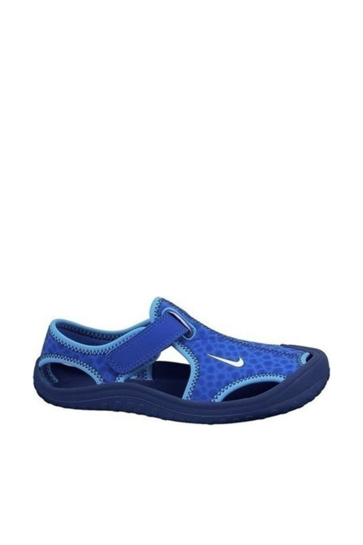 صندل شیک برند Nike Kids رنگ آبی کد ty6820150