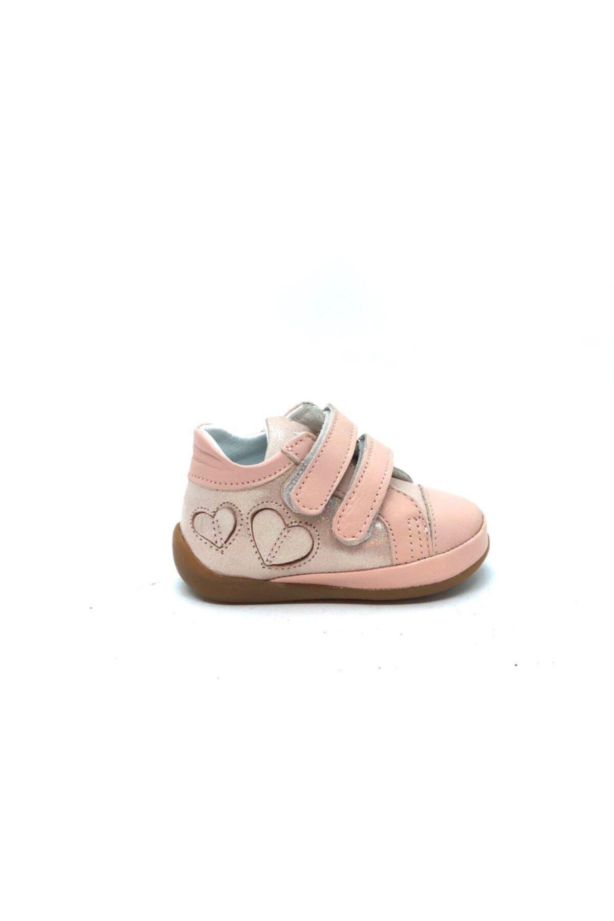 سفارش انلاین بوت نوزاد دخترانه ساده برند Nubebe رنگ صورتی ty68839919
