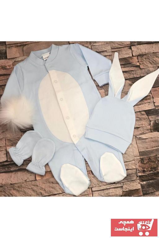 ست ست لباس نوزاد aymira tasarım رنگ بژ کد ty68967501