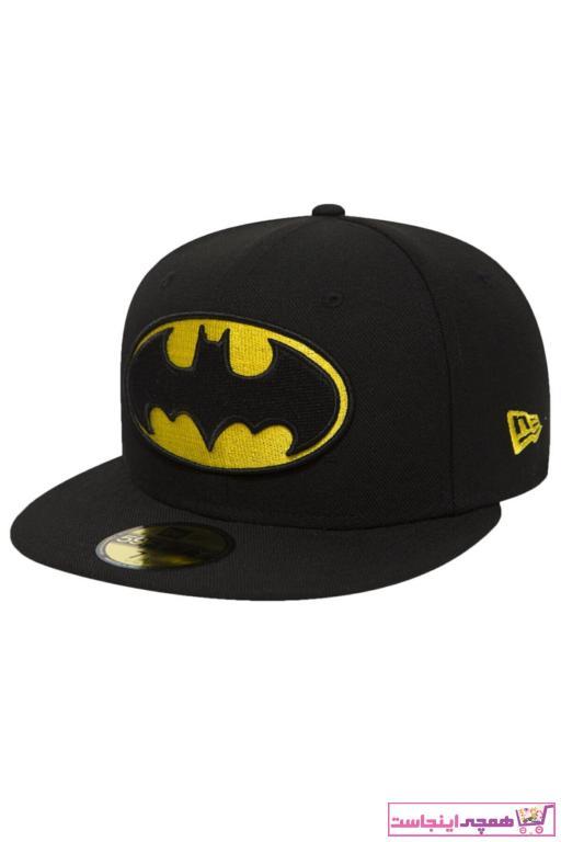 خرید انلاین کلاه جدید مردانه اصل برند NEW ERA رنگ مشکی کد ty69118958