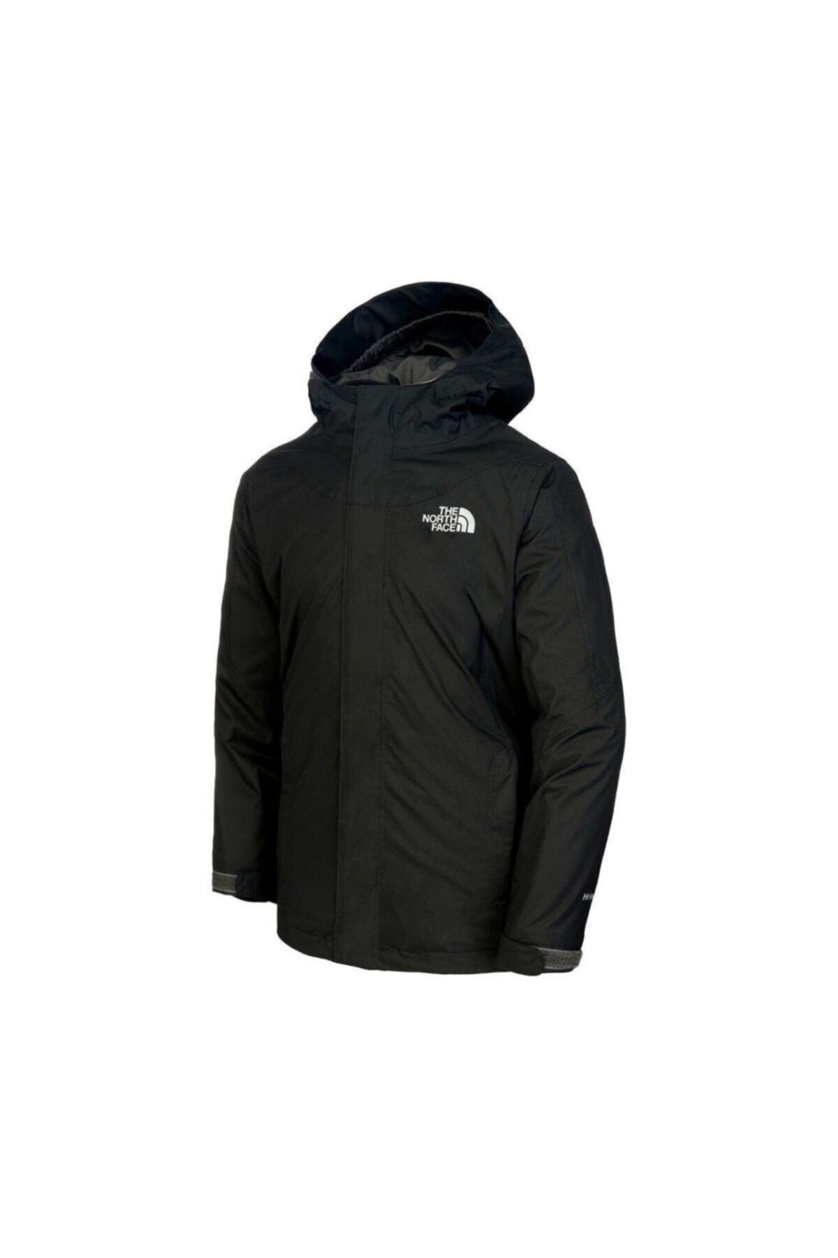سفارش انلاین گرمکن ورزشی ساده برند The North Face رنگ مشکی کد ty69762655