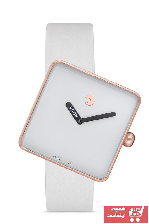 خرید ساعت مچی زنانه لوکس اصل مارک Aqua Di Polo 1987 رنگ مشکی کد ty69792298