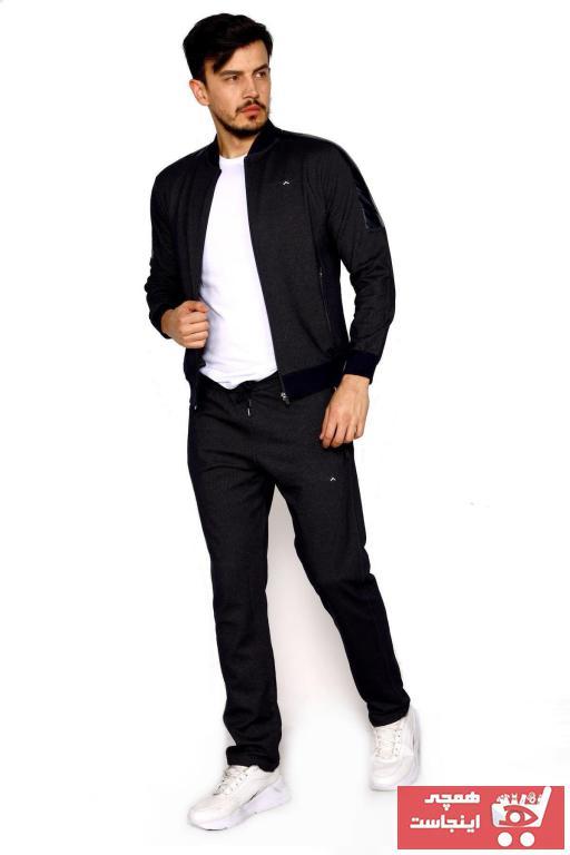 خرید اسان ست اسلش مردانه زیبا برند BESSA رنگ لاجوردی کد ty70097576