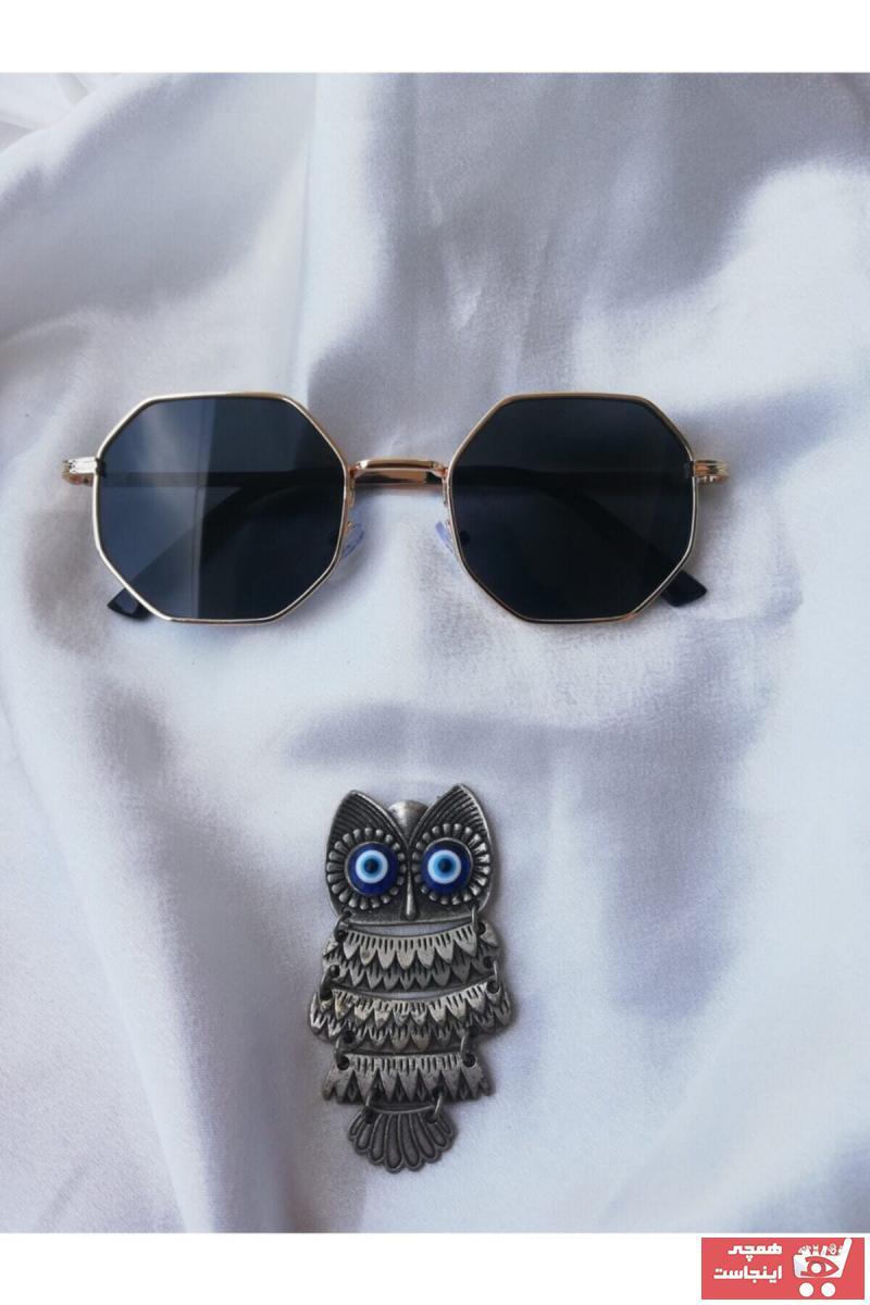عینک آفتابی خفن برند ONNObutik رنگ مشکی کد ty70308890