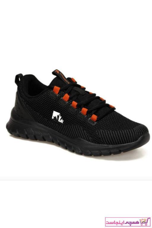 خرید پستی کفش مخصوص پیاده روی زیبا مردانه برند lumberjack رنگ مشکی کد ty70591629