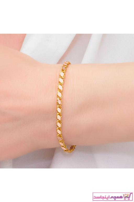 دستبند طلا زنانه 2021 برند Altınkesesi رنگ زرد ty70814813
