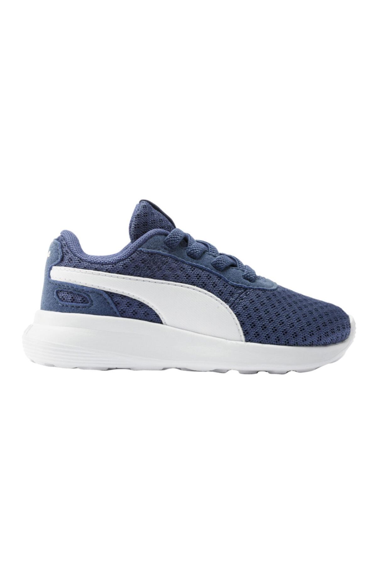 کفش اسپرت نوزاد دخترانه سال ۹۹ برند Puma رنگ آبی کد ty7117343