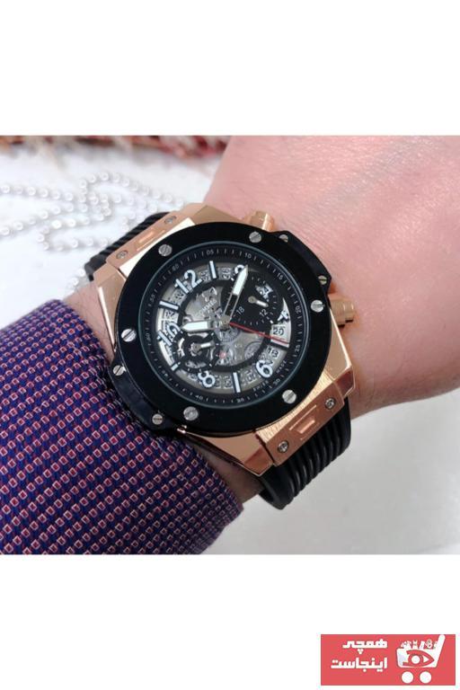 خرید پستی ساعت مچی مردانه  2021 برند COMMES رنگ مشکی کد ty72110950