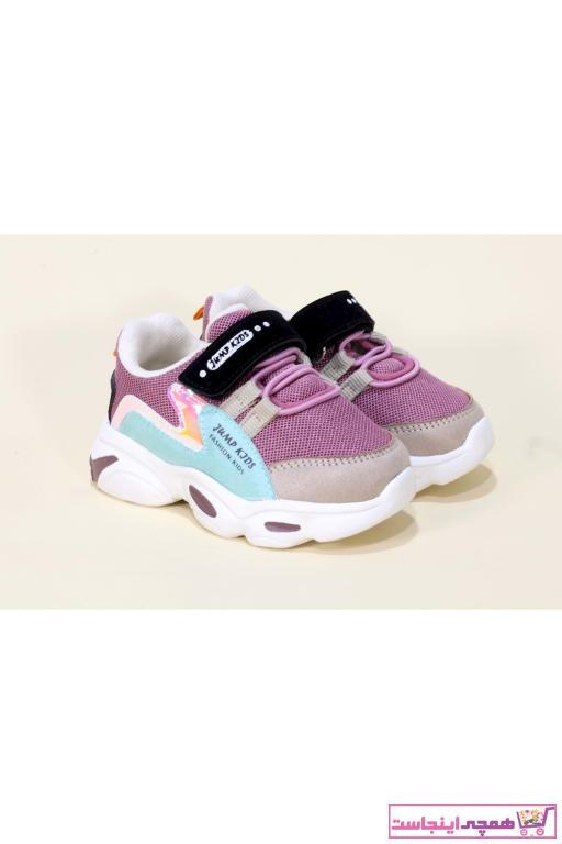 کفش اسپرت 2021 بچه گانه دخترانه برند Jump رنگ بنفش کد ty72480676