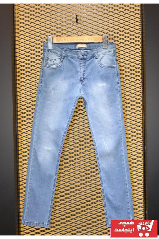 خرید انلاین شلوار جدید دخترانه شیک برند ALYA رنگ آبی کد ty72596578