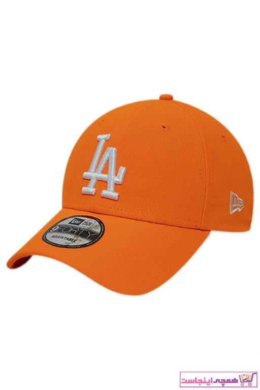 کلاه مردانه اورجینال برند NEW ERA رنگ نارنجی کد ty72744709