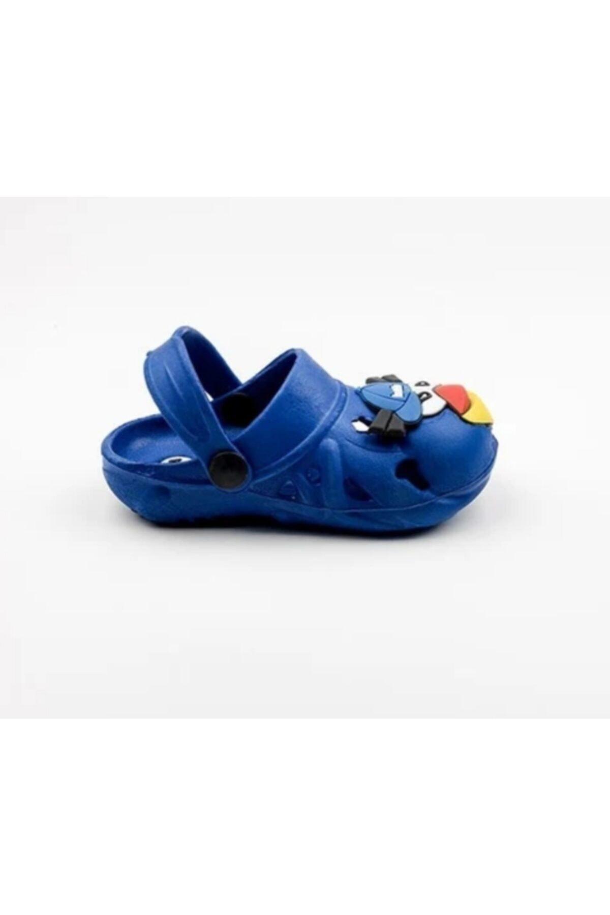 دمپایی نوزاد پسرانه طرح دار برند akınbella رنگ آبی کد ty72834575
