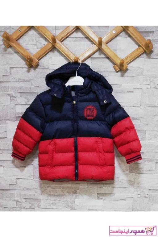 فروش کاپشن بچه گانه شیک و جدید برند LOSAN رنگ لاجوردی کد ty73393352