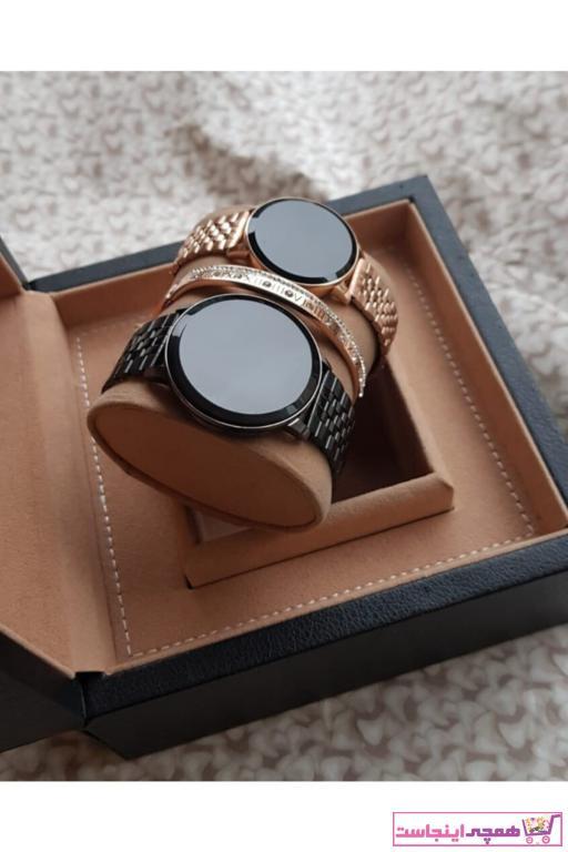 خرید اینترنتی ساعت زنانه برند Ricardo رنگ نارنجی کد ty74107932