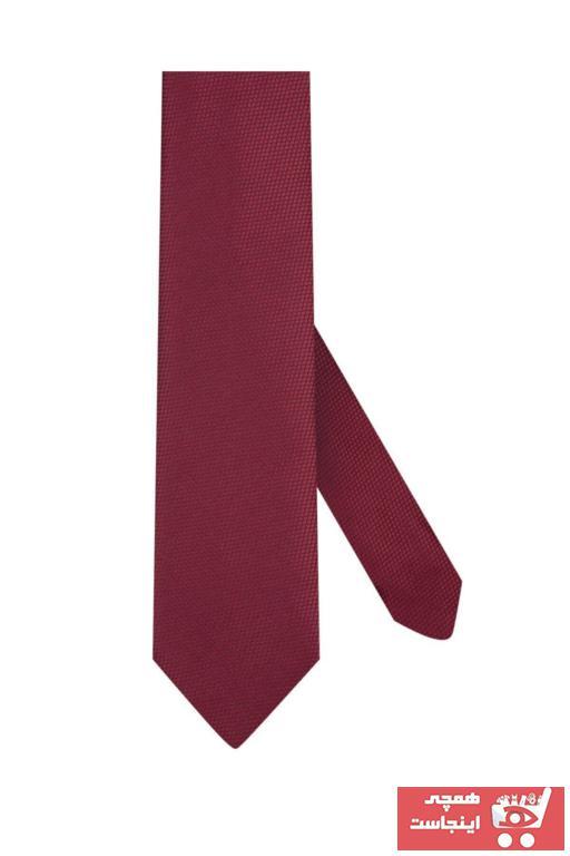 کراوات مدل 2020 برند SÜVARİ رنگ قرمز ty74191780