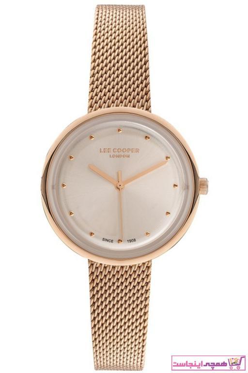 خرید انلاین ساعت زنانه برند Lee Cooper رنگ صورتی ty74481109