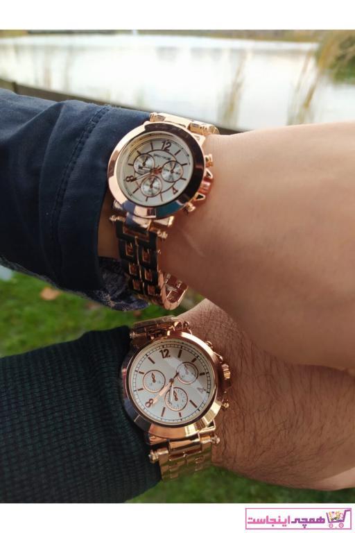 خرید انلاین ساعت مردانه ارزان برند Ricardo رنگ طلایی ty75241482