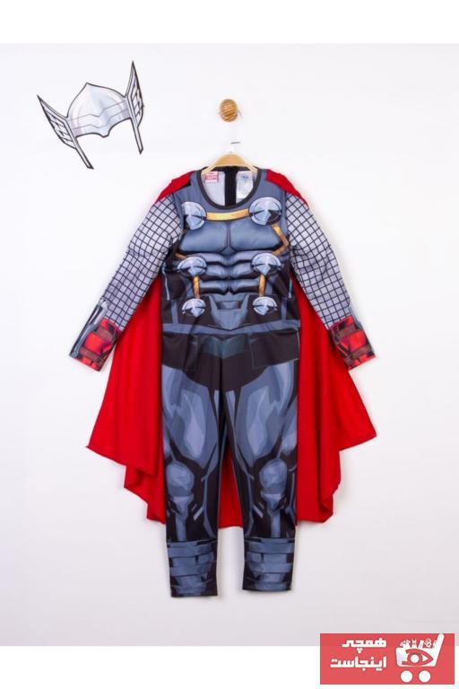فروش لباس خاص جدید برند MARVEL رنگ نقره ای کد ty75572319