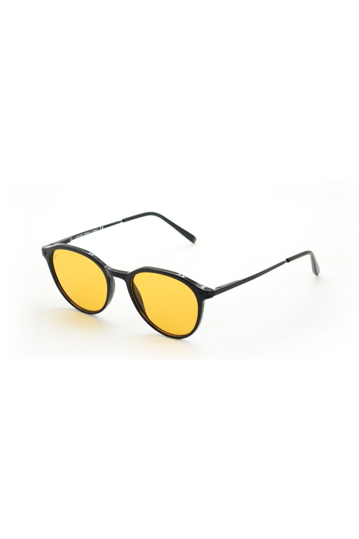 سفارش عینک آفتابی زنانه ارزان برند LOOKlight رنگ متالیک کد ty76158069