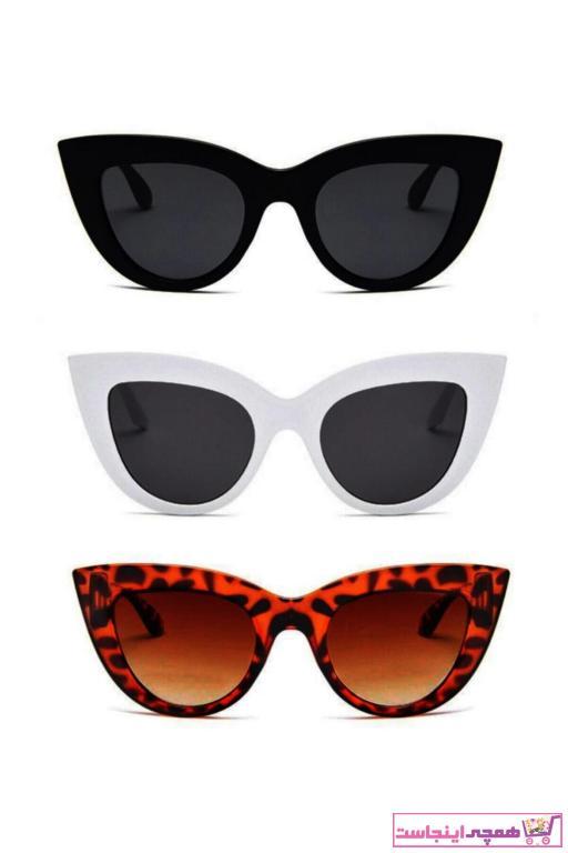 خرید ارزان عینک آفتابی فانتزی زنانه برند modaisleri رنگ مشکی کد ty76439124