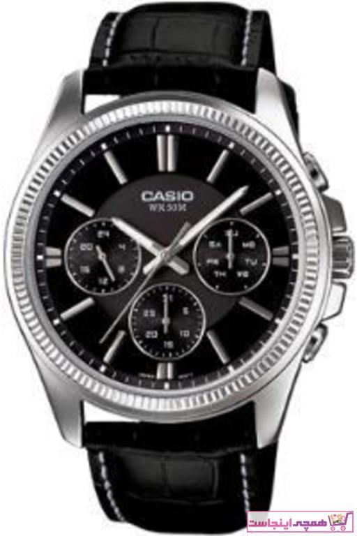 خرید آنلاین ساعت مردانه اورجینال برند Casio کد ty771256