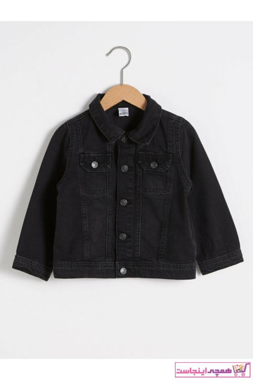 فروش ژاکت بچه گانه برند ال سی وایکیکی ترک رنگ مشکی کد ty77830088