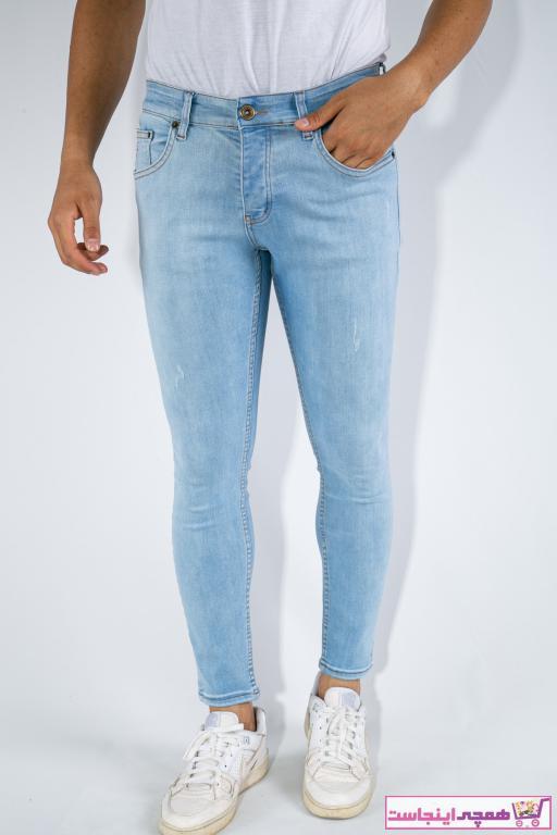 خرید اسان شلوار جین مردانه زیبا برند Black Craft رنگ آبی کد ty77847480