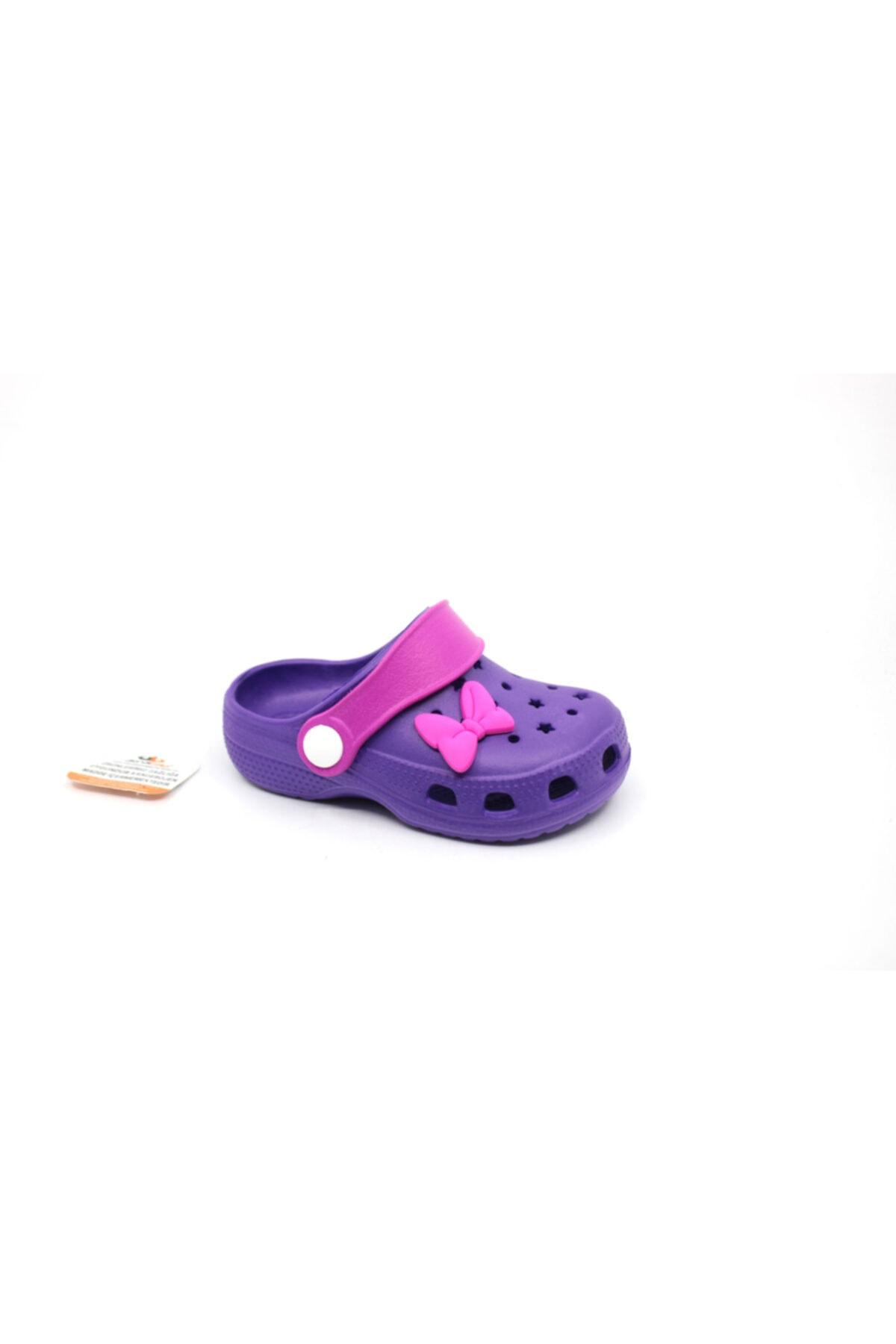 فروشگاه دمپایی اورجینال برند Akınal Bella رنگ بنفش کد ty77933004