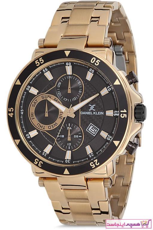 خرید نقدی ساعت مردانه  برند Daniel Klein رنگ طلایی ty78150562