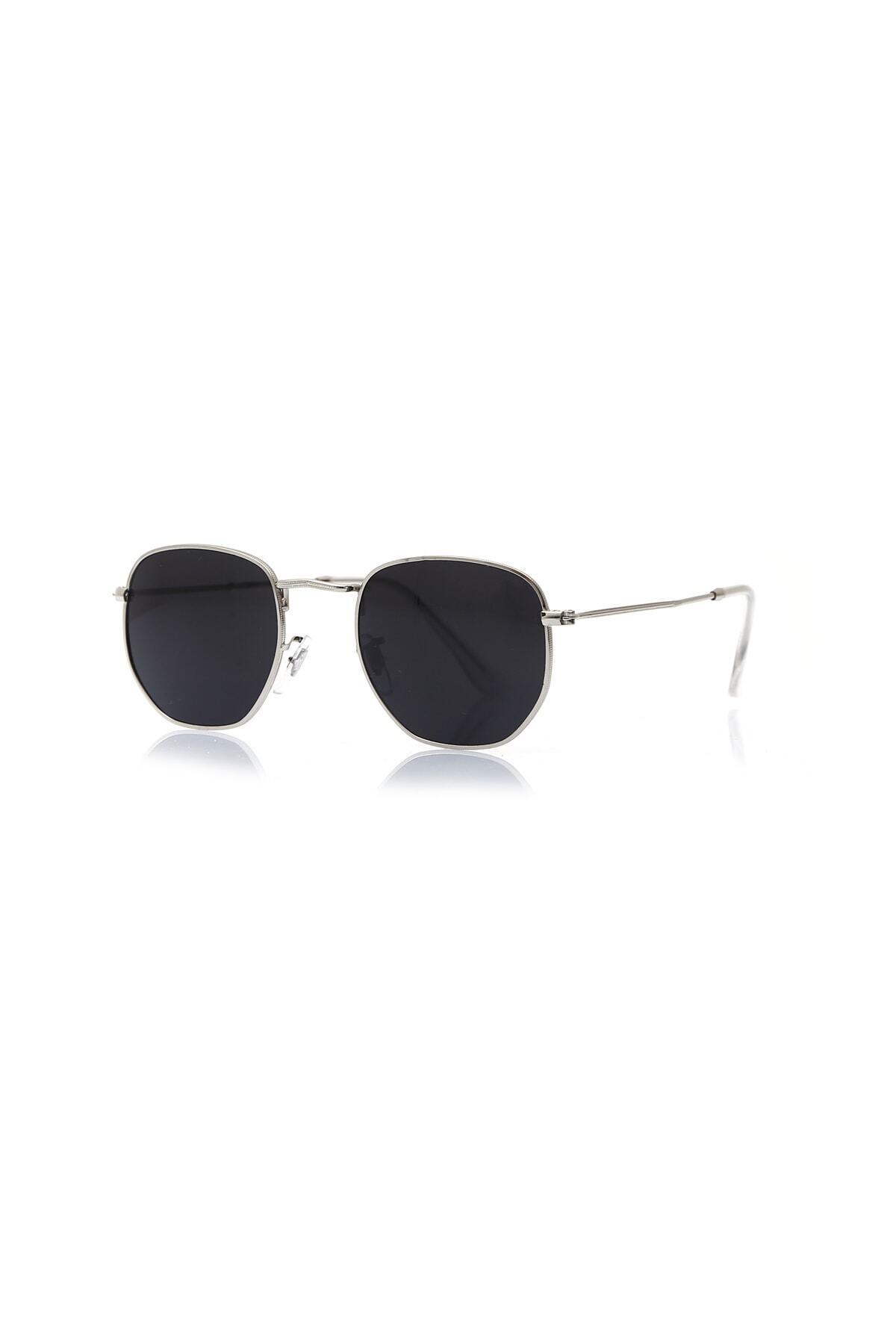 عینک آفتابی زنانه کوتاه برند ModaLucci رنگ مشکی کد ty78667309