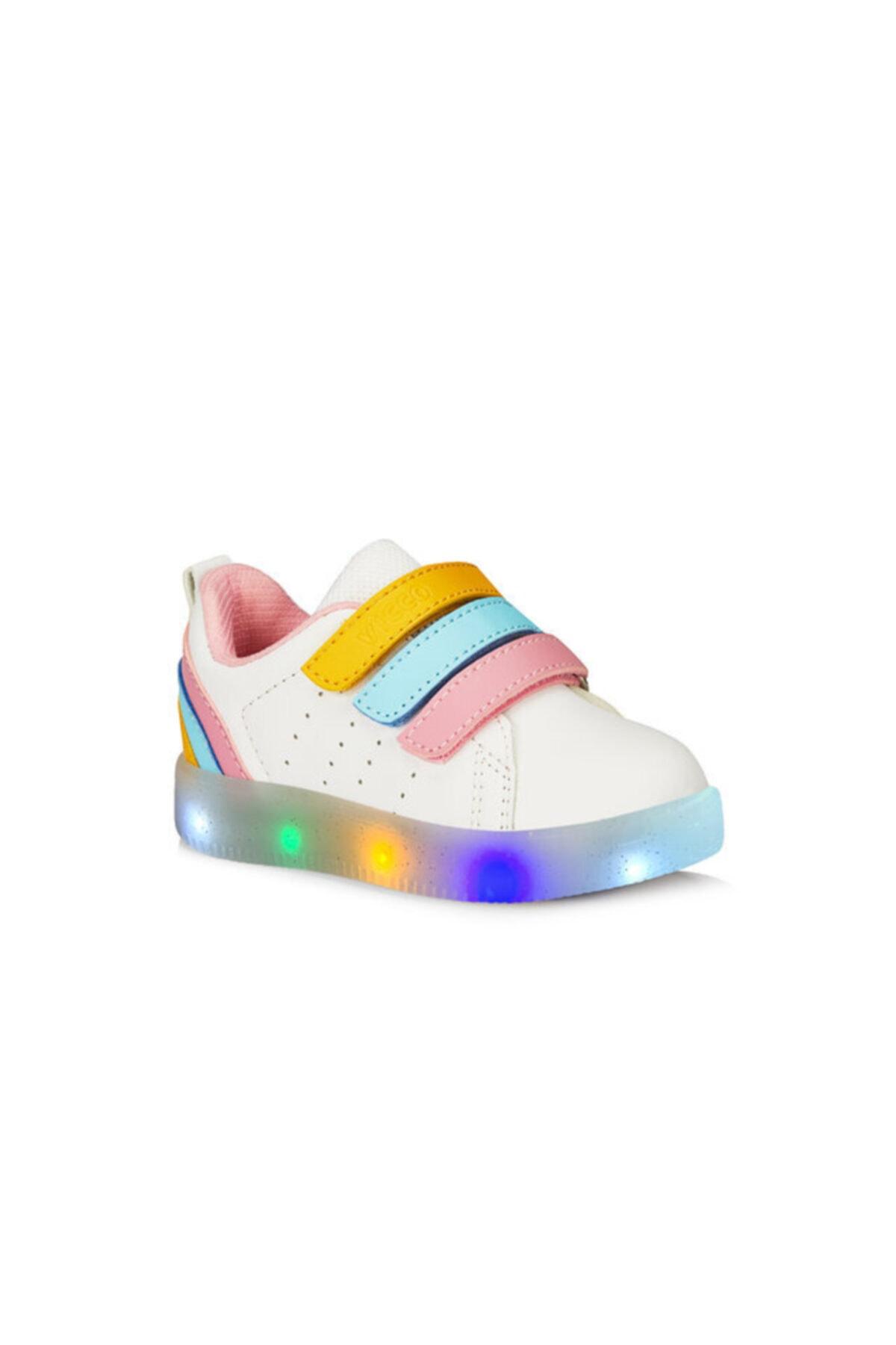 ژورنال کفش اسپرت نوزاد دخترانه برند Vicco کد ty80598674