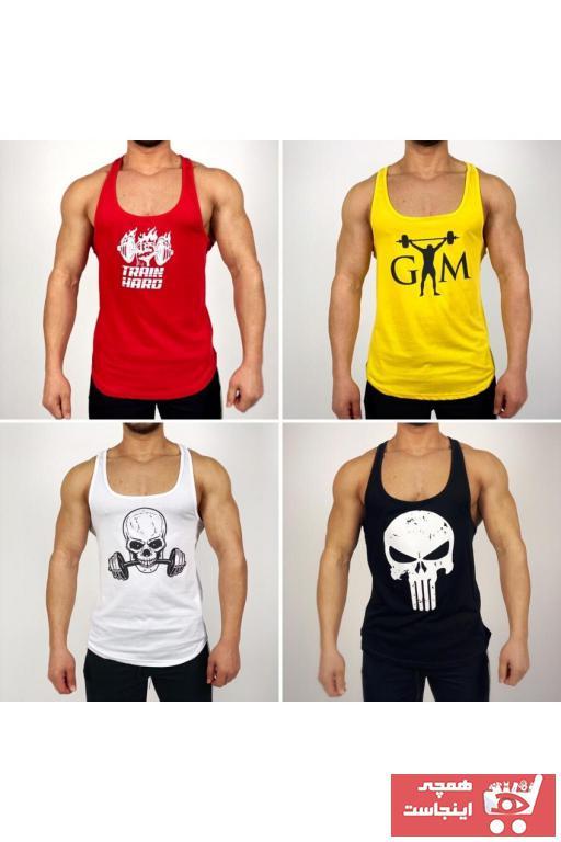 فروشگاه رکابی ورزشی مردانه تابستانی برند Black İstanbul کد ty80921991