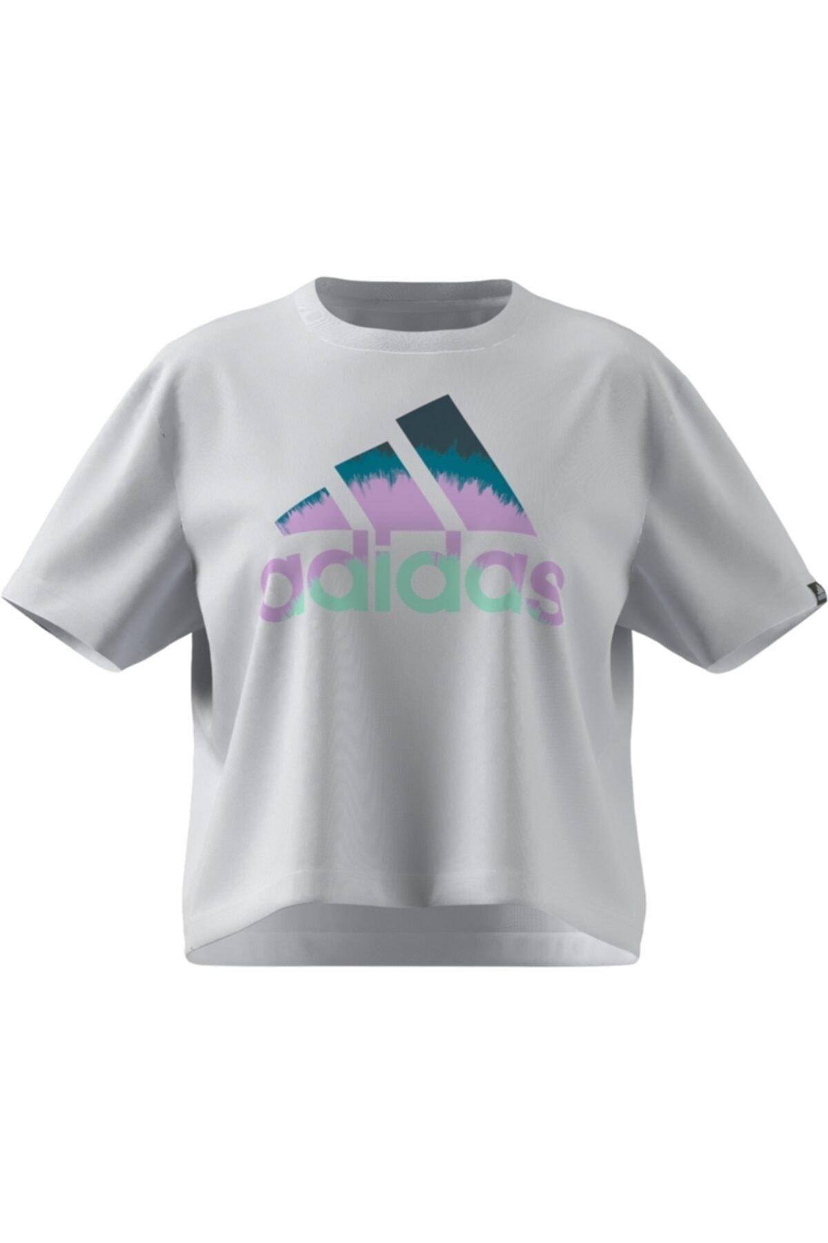 خرید انلاین تیشرت ورزشی طرح دار برند آدیداس کد ty81400238